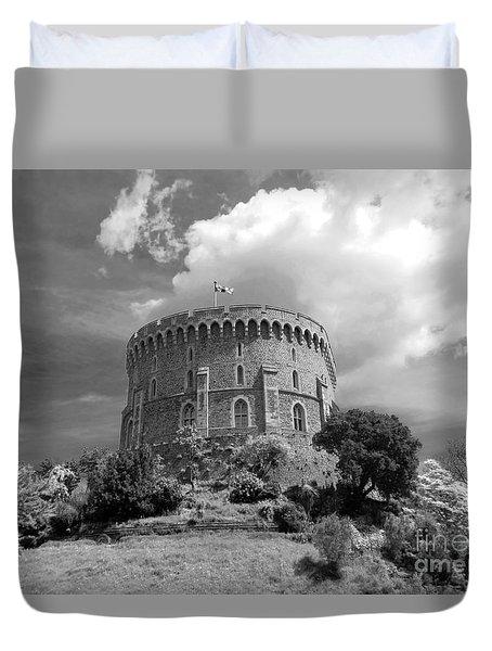 Windsor Castle #1 Duvet Cover