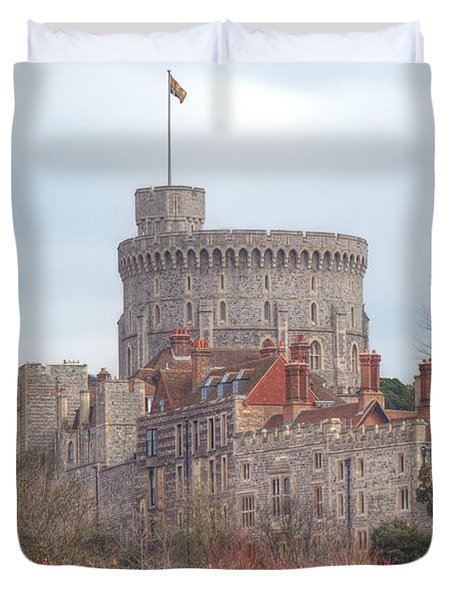 Windsor Castle Duvet Cover