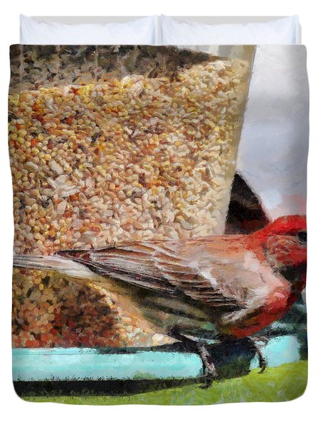 Windsor House Finch Duvet Cover