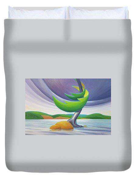 Windswept II Duvet Cover