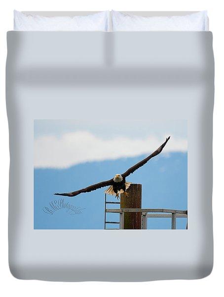 Wing Span Duvet Cover
