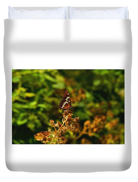 Wingo Butterfly Duvet Cover