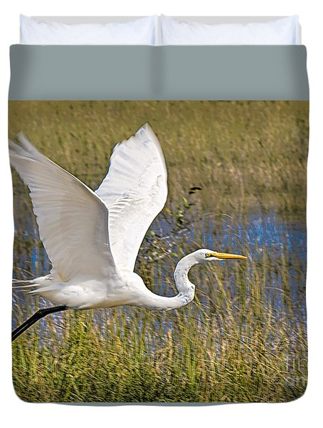 Wings Duvet Cover by Judy Kay