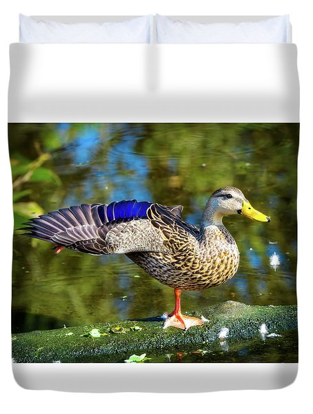 Wings Duvet Cover