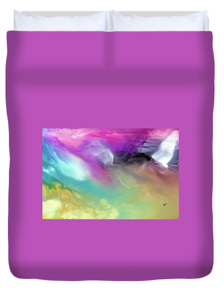 Wings Of Flight  Duvet Cover