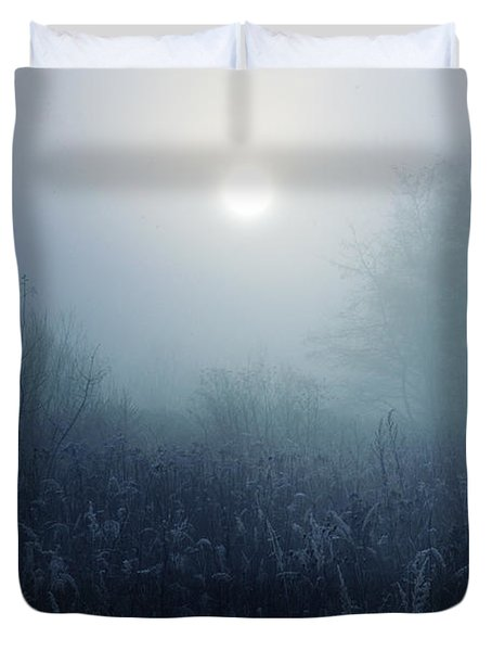 Winter Afternoon - Poland Duvet Cover