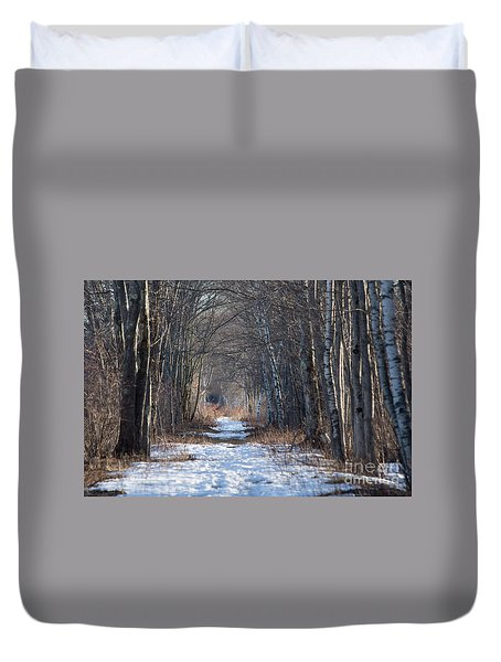 Winter Bliss Duvet Cover
