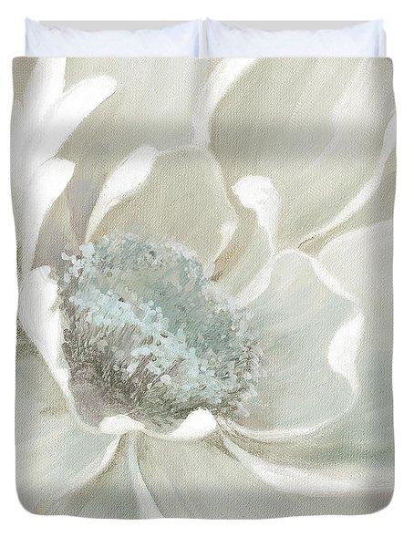 Winter Bloom 2 Duvet Cover