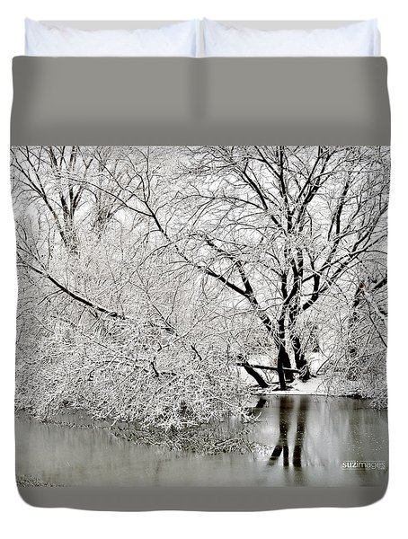 Winter By Design Duvet Cover