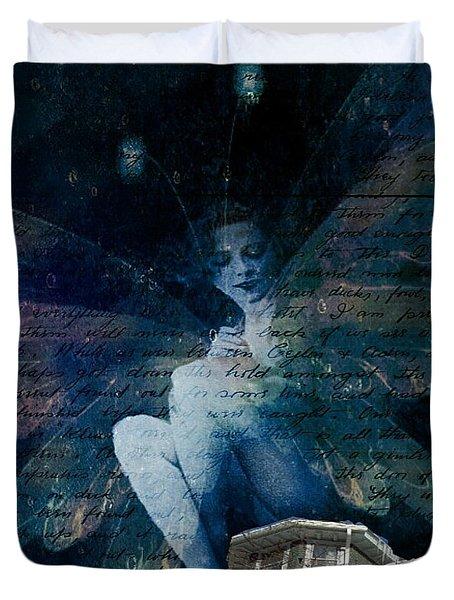 Winter Fairy Duvet Cover