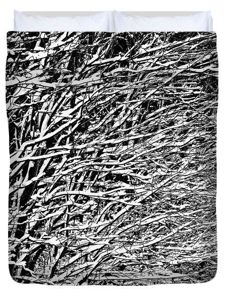 Winter Duvet Cover by Gert Lavsen