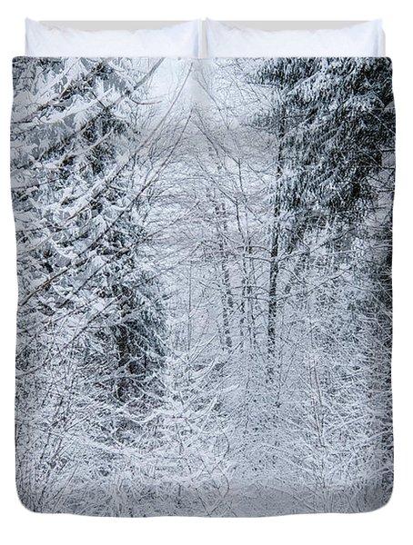 Winter Glow- Duvet Cover