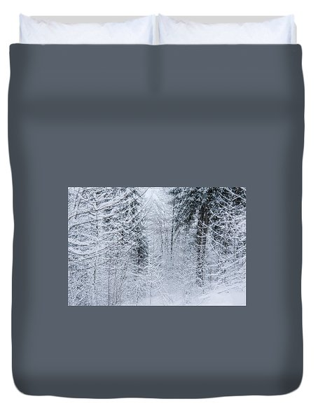 Winter Glow- Duvet Cover