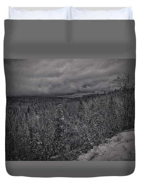 Winter Is Coming Duvet Cover