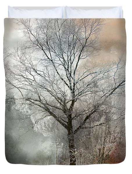 Winter Magic Duvet Cover