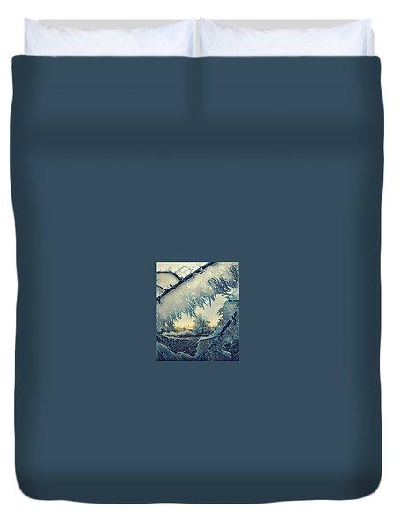 Winter Magic Duvet Cover by Colette V Hera Guggenheim