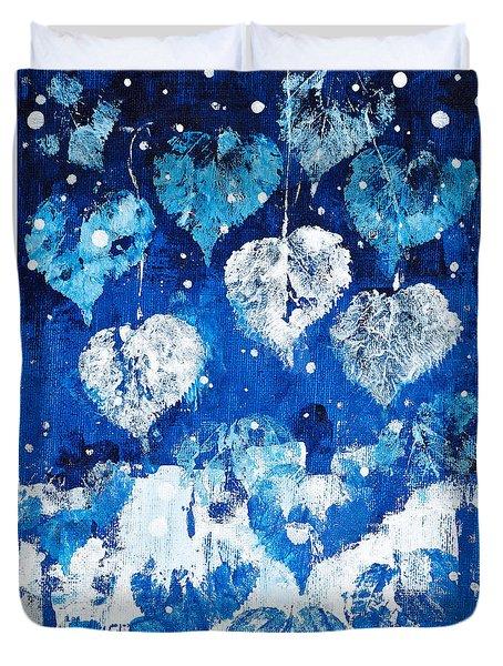 Winter Nature Duvet Cover