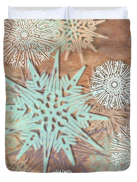 Winter Nostalgia Duvet Cover