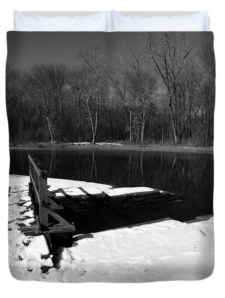 Winter Park 2 Duvet Cover