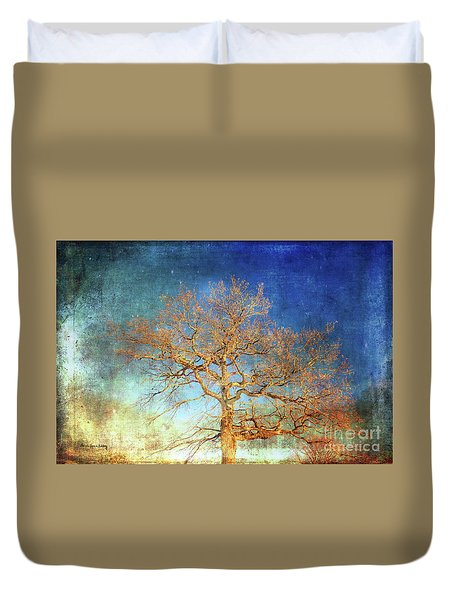 Winter Promise Duvet Cover