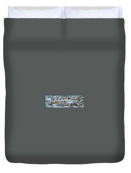 Winter Repose - Sold Duvet Cover