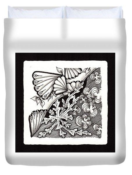 Winter Spring Summer 'n Fall Duvet Cover