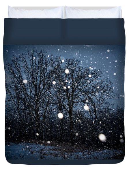 Winter Wonder Duvet Cover