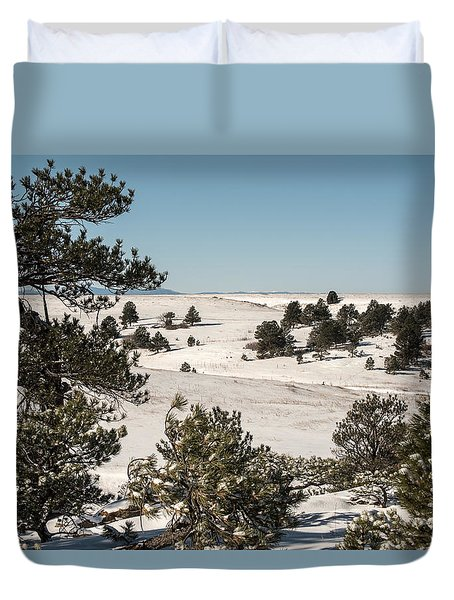 Winter Wonder Land Duvet Cover