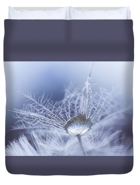 Wintermint Duvet Cover