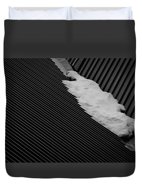 Winters End Duvet Cover by Tim Nichols