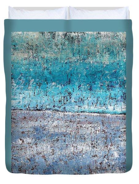 Wintry Mesa Duvet Cover
