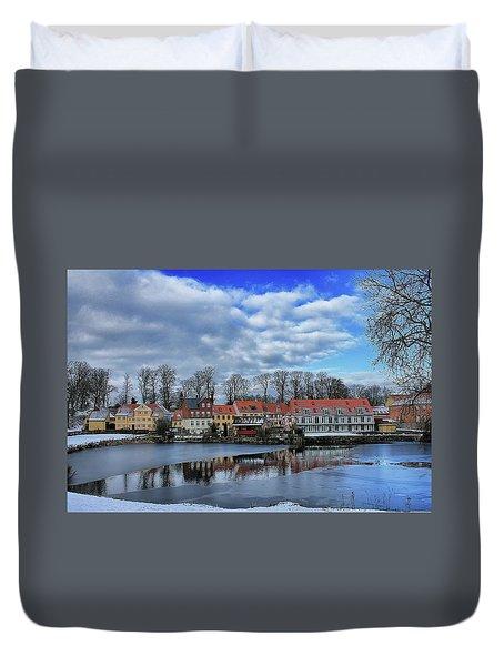 Wintry Nyborg Duvet Cover