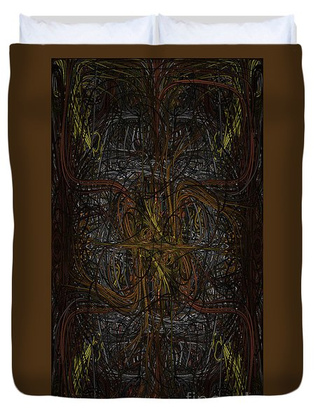 Wired Duvet Cover