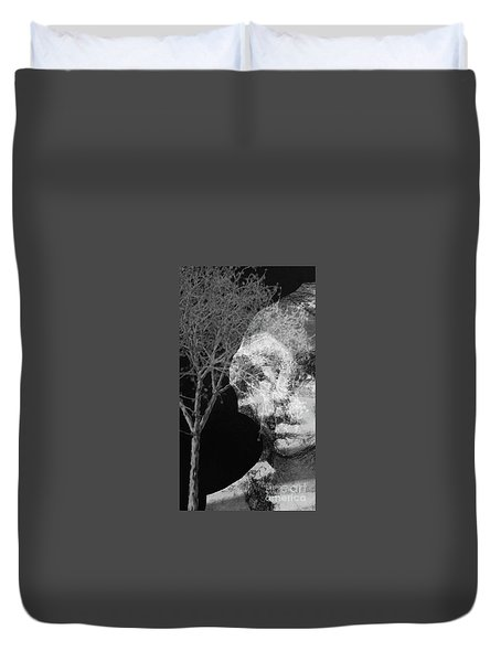 Wisdom Of Ages Duvet Cover
