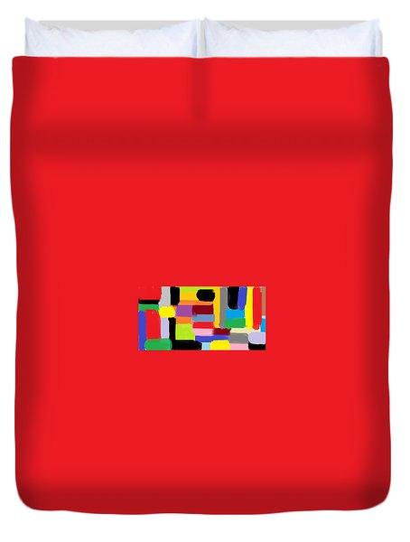 Wish - 14 Duvet Cover by Mirfarhad Moghimi