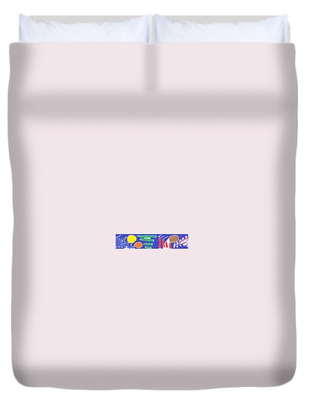 Wish - 36 Duvet Cover