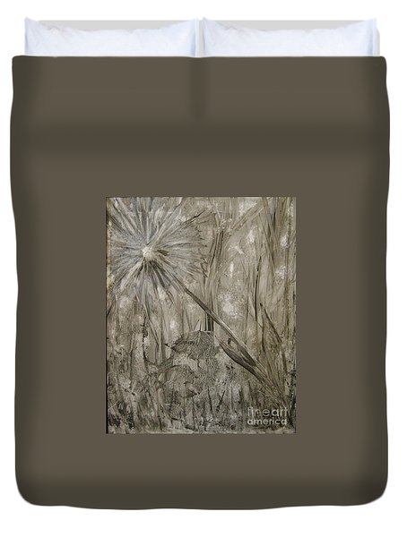 Wish From The Forrest Floor Duvet Cover
