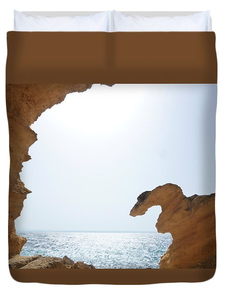 Wish To Be There Duvet Cover