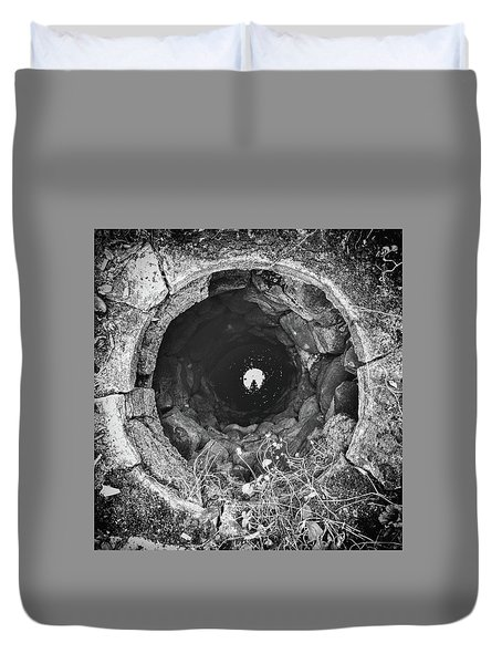 Wishing Well Duvet Cover