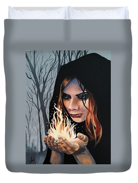 Witchery Duvet Cover
