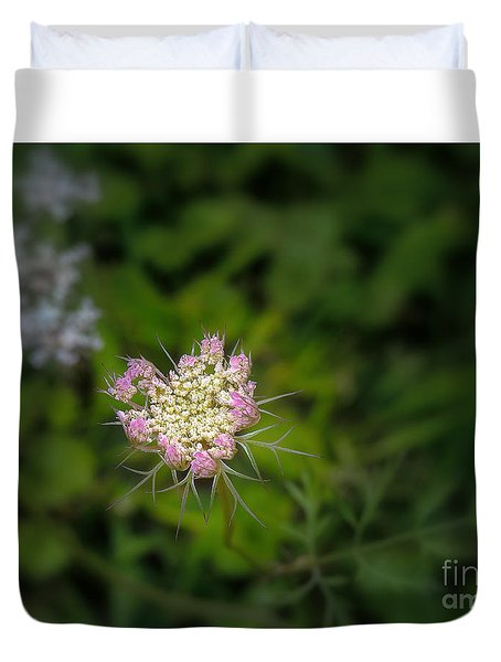 Duvet Cover featuring the photograph With All My Heart... by Brenda Bostic