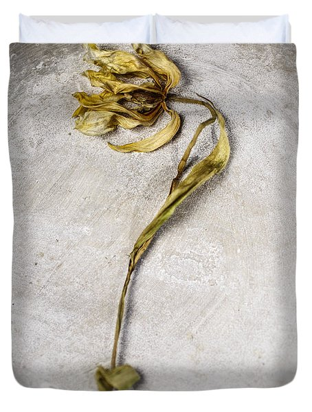 Withered Duvet Cover