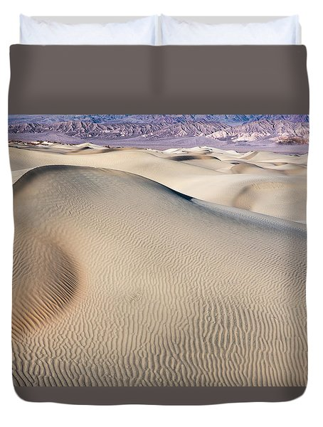 Without Water Duvet Cover by Jon Glaser