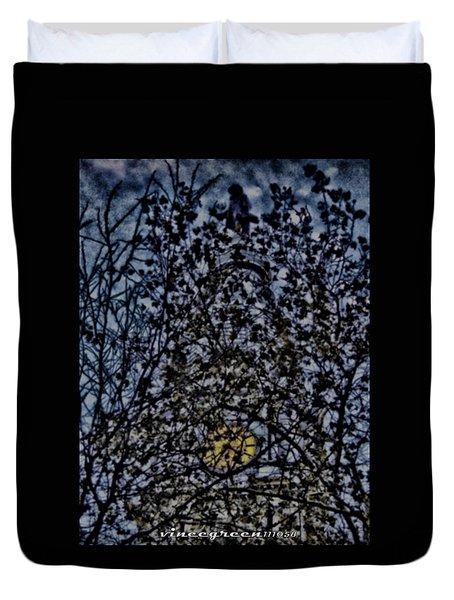 Wm Penn's Woods Duvet Cover