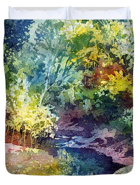 Wolf Pen Creek Painting By Hailey E Herrera