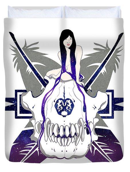 Wolf Spirit Duvet Cover