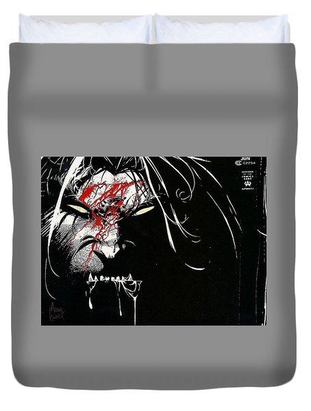 Wolverine Duvet Cover