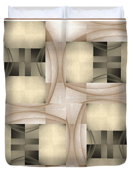Woman Image Six Duvet Cover