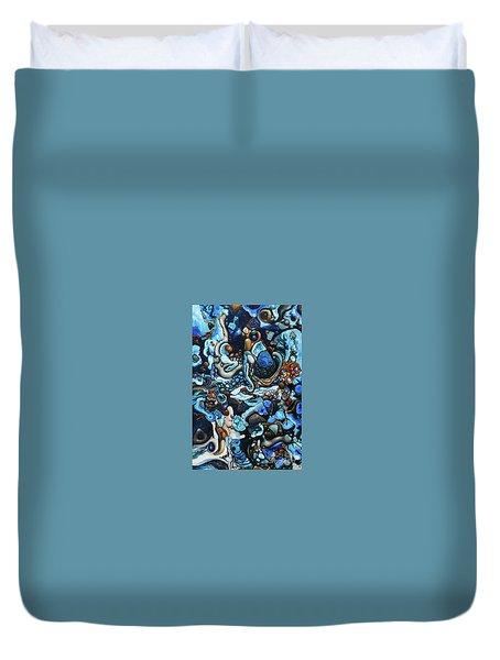 Wonderfall Duvet Cover