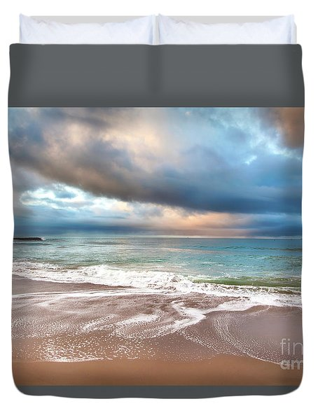 Wonderland Duvet Cover by David Millenheft